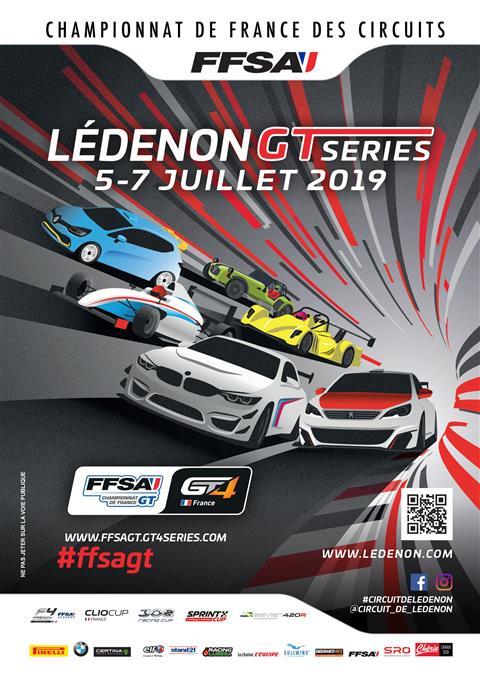 Championnat de France des circuits - FFSA GT et autres courses de support - Page 11 Gt4_2010