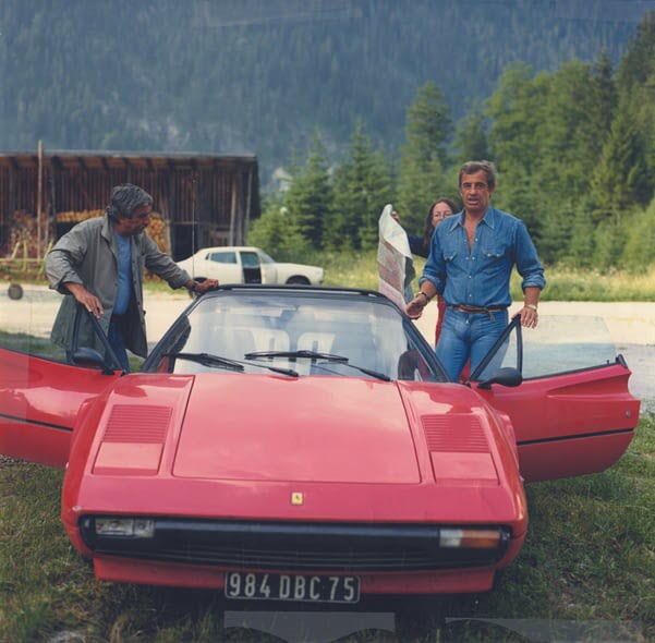 Les personnalités et les voitures Jean-p10