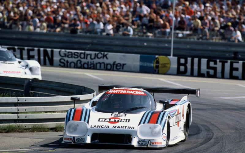 Lancia en endurance Lancia10