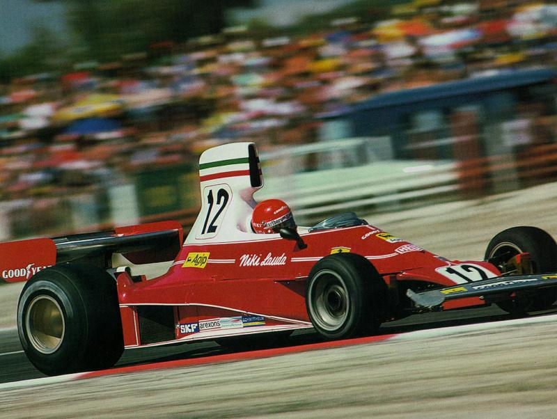 Niki Lauda - Hommage Lauda710