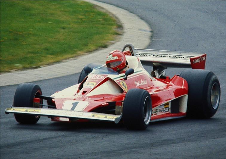 Niki Lauda - Hommage Laudan10