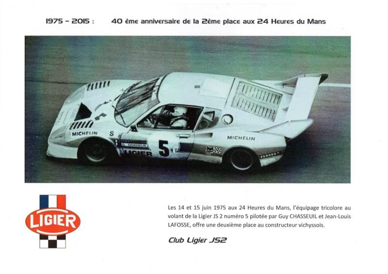 Ligier en endurance Ligier10