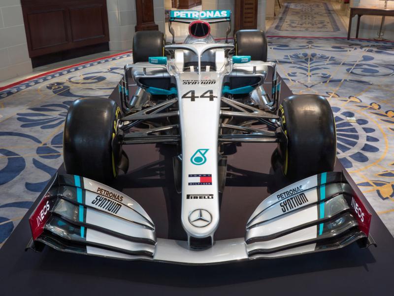 Mercedes AMG Petronas Motorsport - #44 Lewis Hamilton et #77 Valtteri Bottas M2258810