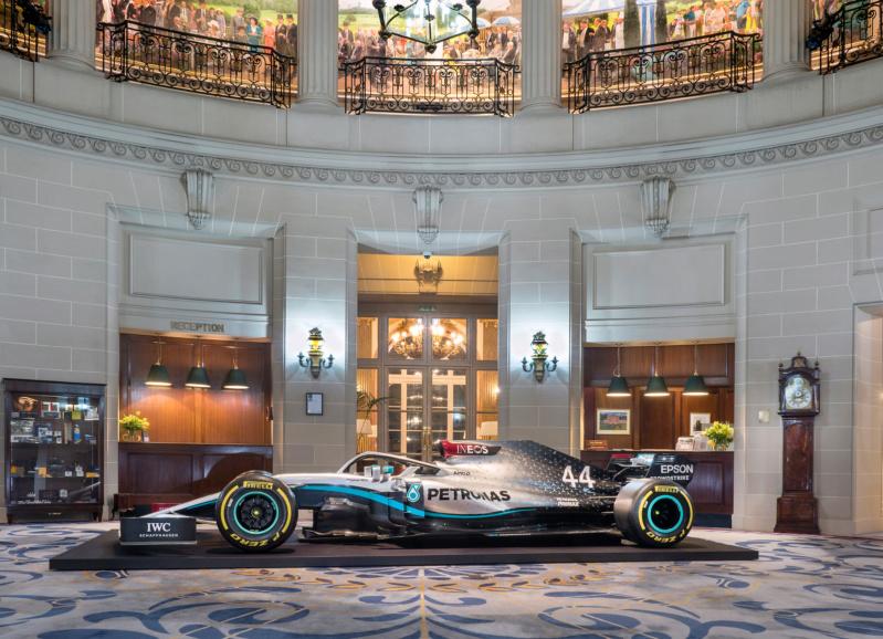 Mercedes AMG Petronas Motorsport - #44 Lewis Hamilton et #77 Valtteri Bottas M2259010