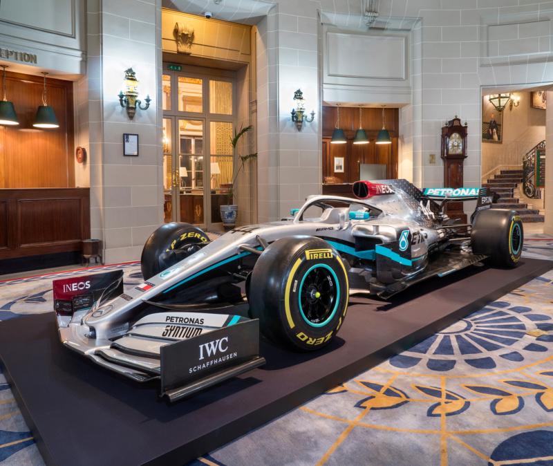 Mercedes AMG Petronas Motorsport - #44 Lewis Hamilton et #77 Valtteri Bottas M2259011