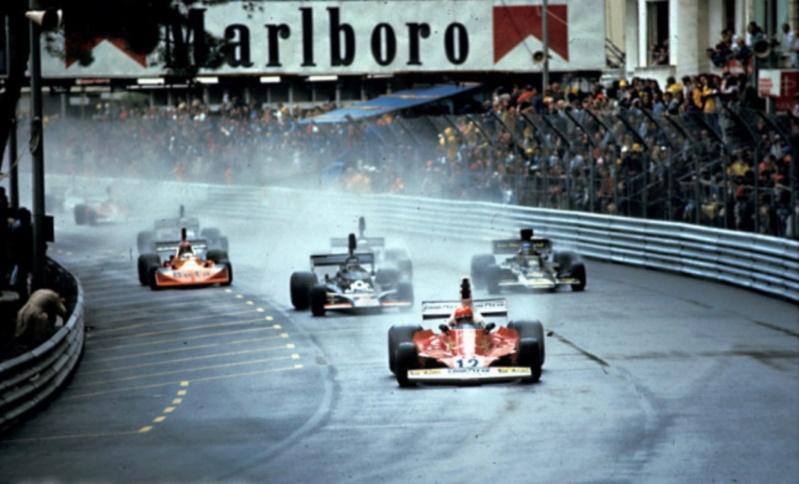 Niki Lauda - Hommage Monaco10