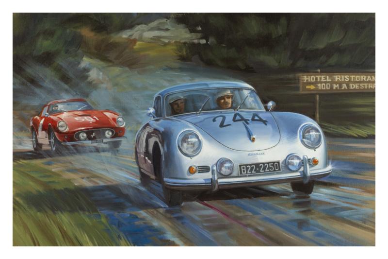 le sport auto  et l'art - Page 34 Porsch10