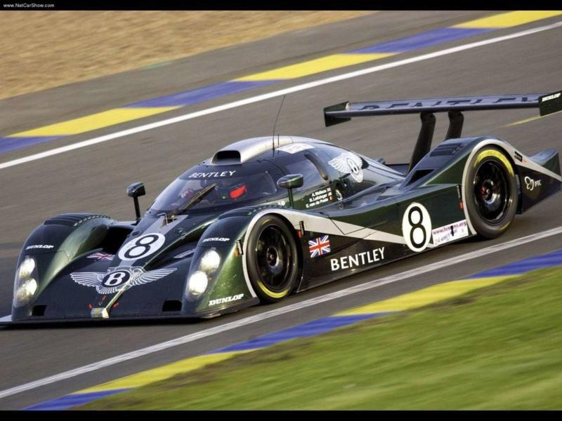 Bentley en endurance Radf9910