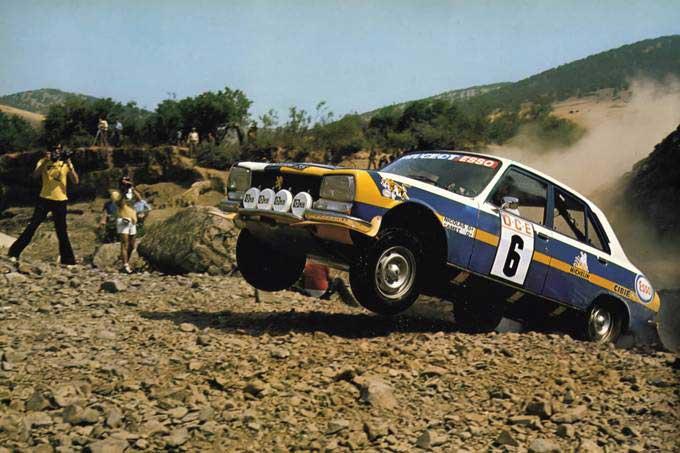 Les insolites du sport automobile. - Page 5 Rallye11