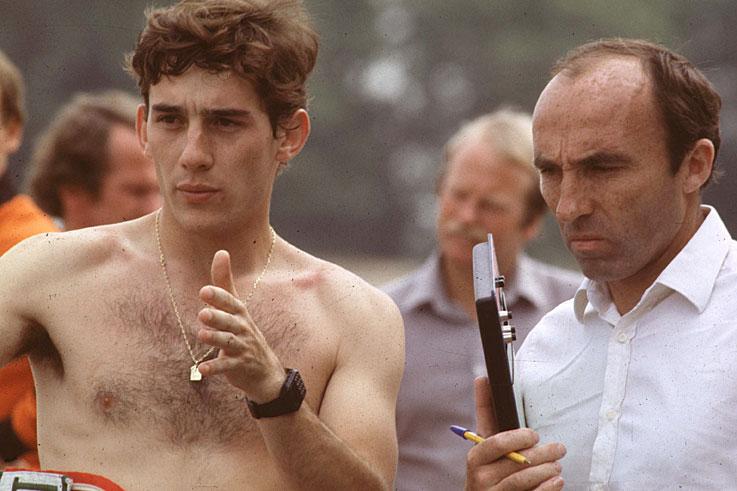 Ayrton Senna da Silva - Hommage... - Page 5 Senna10