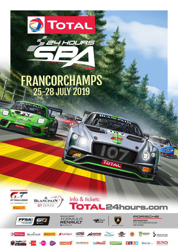 IGTC - Intercontinental GT Challenge - Page 7 Spa-2010
