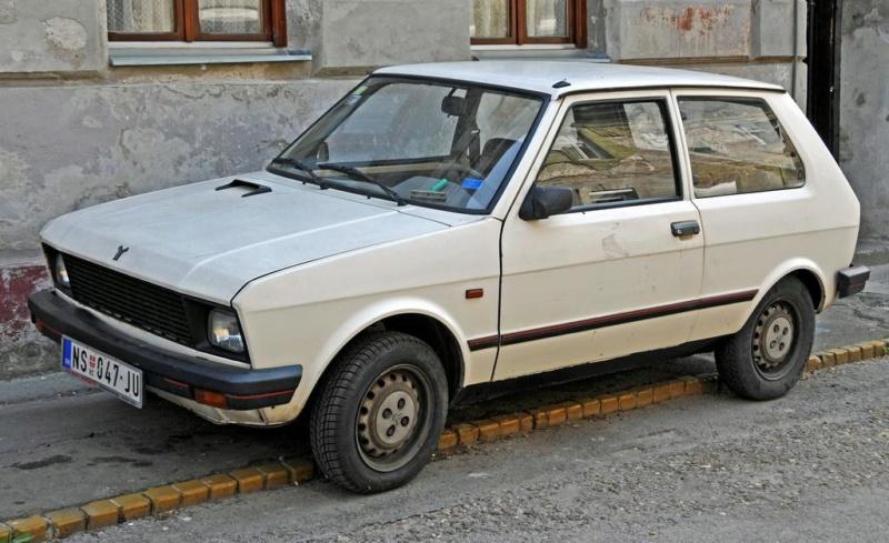 Les voitures que vous n'aimez pas Yugo-410