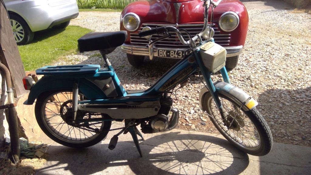 Motobecane 50V