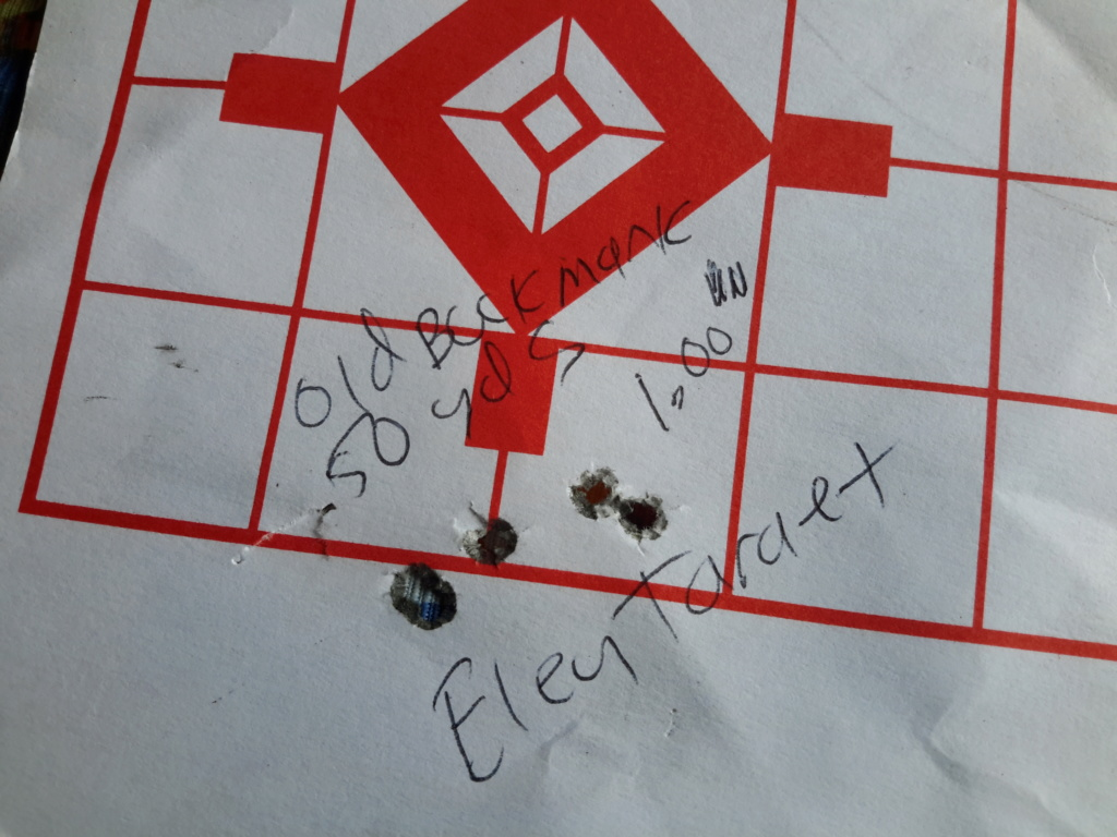 Browning Buck Mark Field Target vs. Ruger Mk IV Target? 20191111