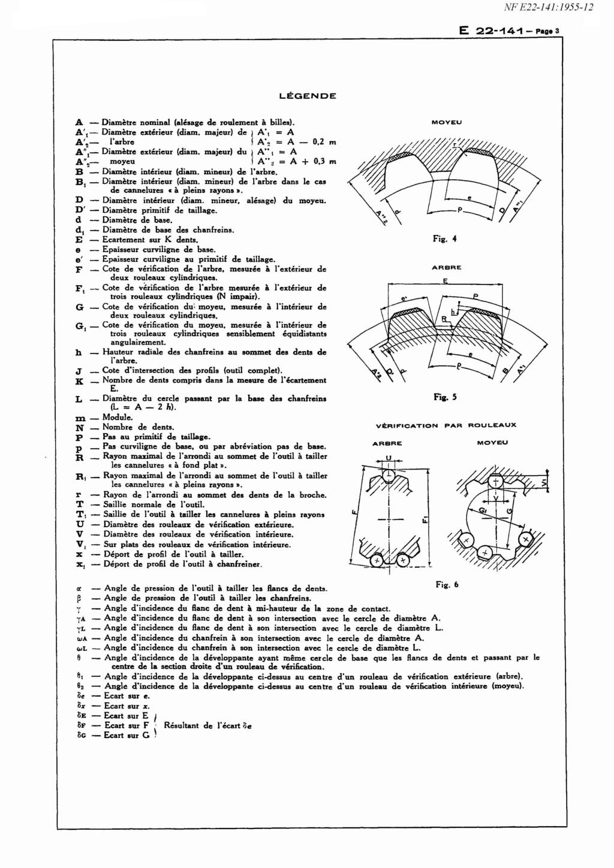 Filengrène: un logiciel pour la conception et la fabrication d'engrenage Nf_e2211