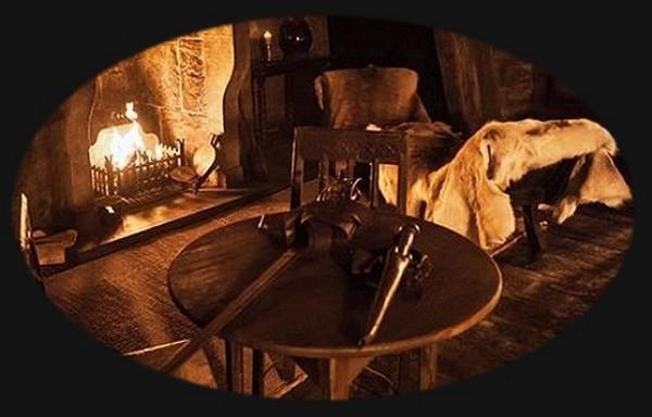Pokoj Jean-Babtiste d'Auvergne  - kasárna mušketýrů 6d3cbb11