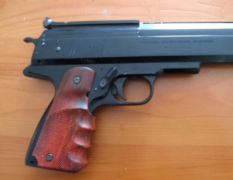 Poignée ergonomique pour HW45 / Colt 1911 Screen11