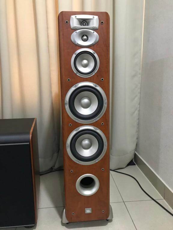 JBL STUDIO L880 Speakers Img_2411