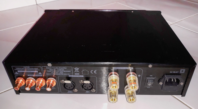 Poppulse T-180 Integrated Amplifier 20190715