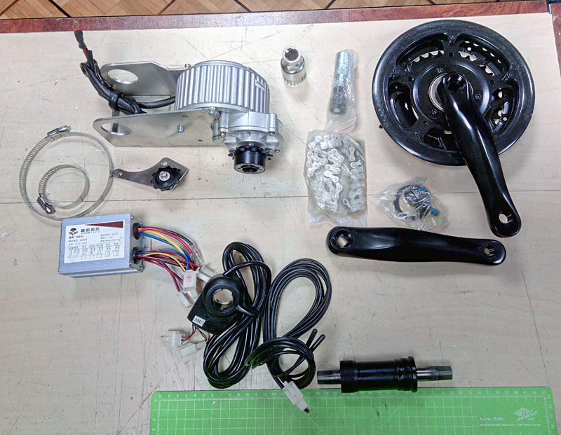 Proyecto doble eléctrica Kit10