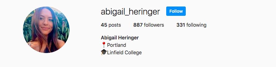 Abigail Heringer - Bachelor 25 - Discussion Abigai10