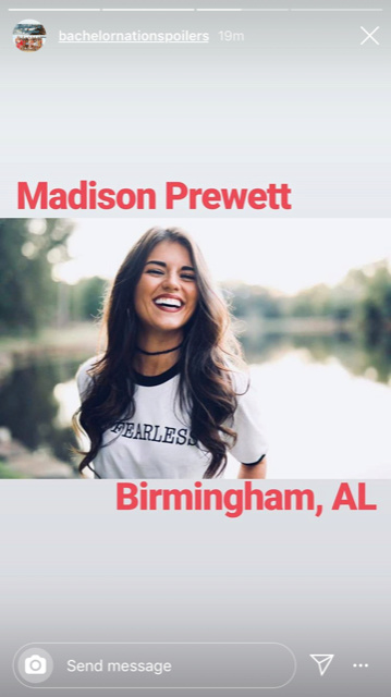 Madison Prewett - Bachelor 24 - *Sleuthing Spoilers* Image210