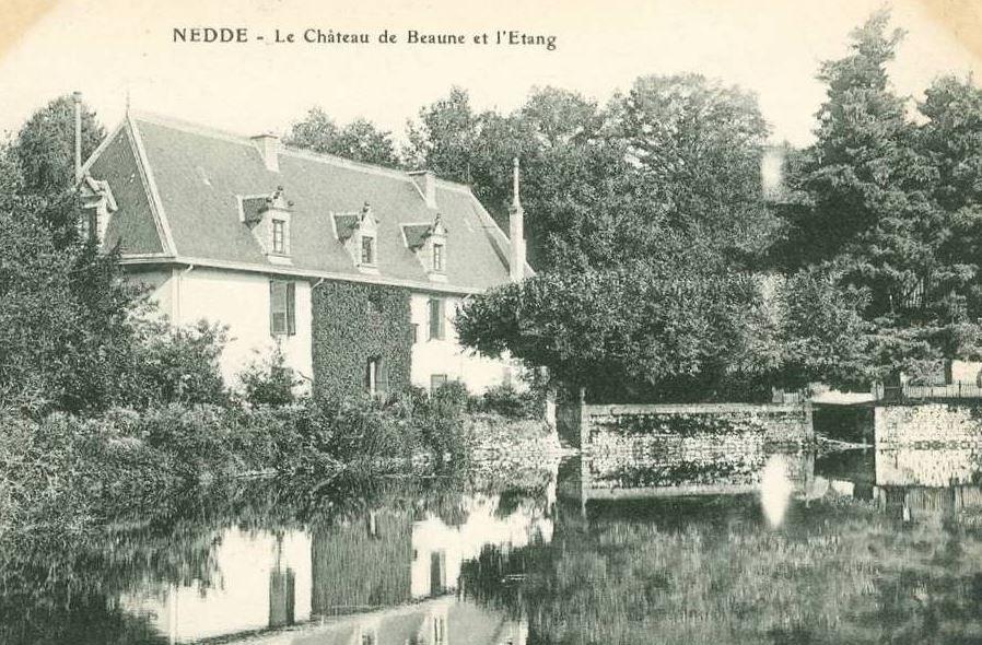 Le château de Nedde Nedde10