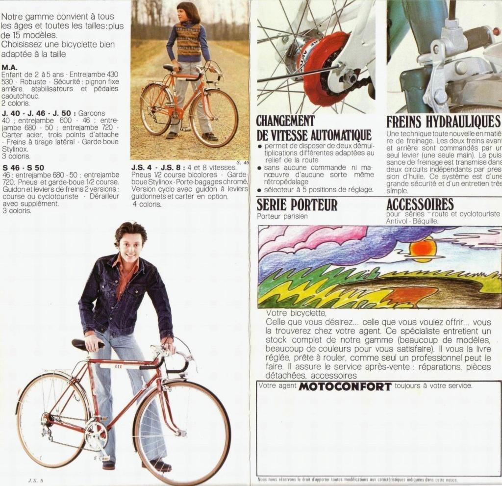 Identification équipements vélo et avis ? Motobe10