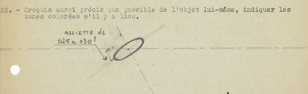 Rapport militaire de 1954 : L'Ovni qui accrédite une RR3 ? Captur15