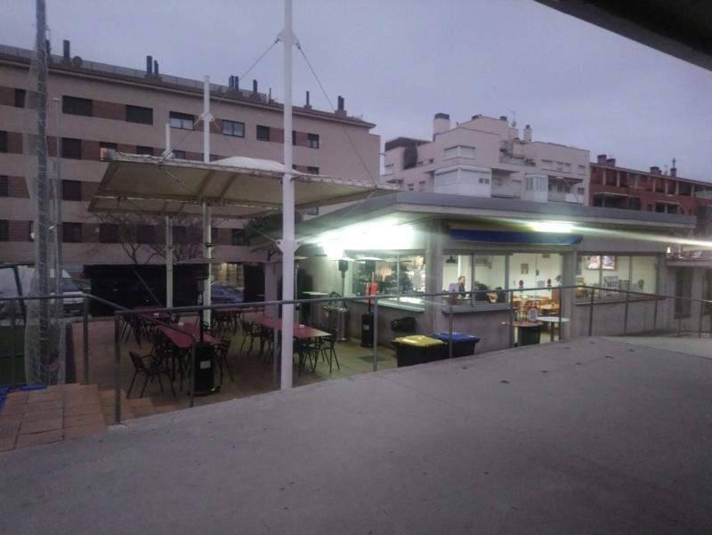 LOS BARES Y LOS CAMPOS DE FUTBOL BASE Barcas13