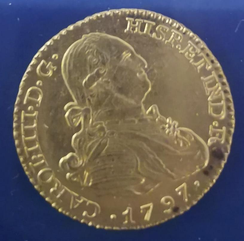 Opinión autenticidad - 1 escudo - Carlos III - 1797 - Madrid Captur10