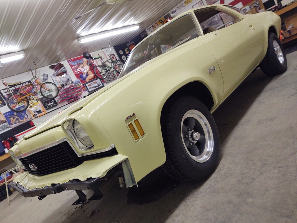 """Update, Project """"That 70's Thing"""" 12735c10"""