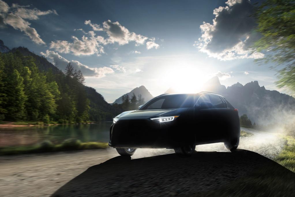 2021 - [Subaru] Solterra 2c681e10