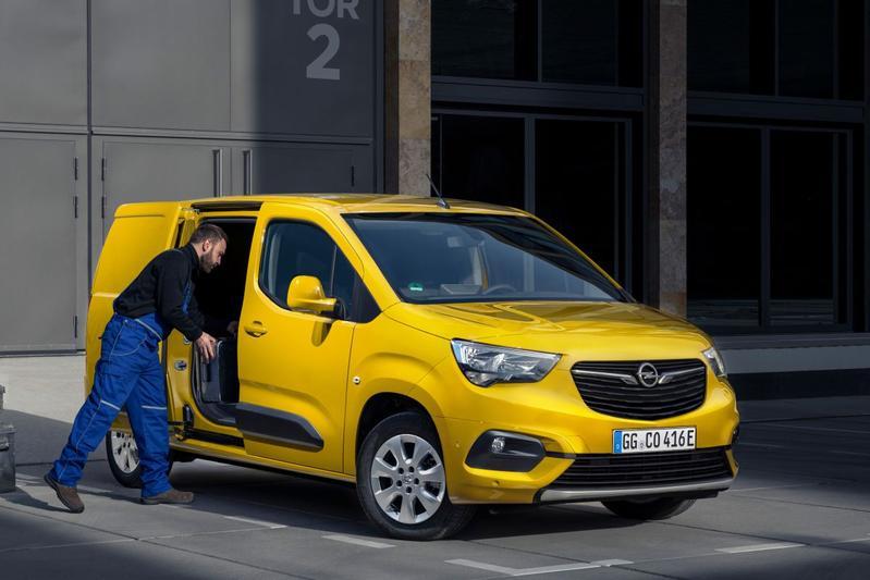 2018 - [Peugeot/Citroën/Opel] Rifter/Berlingo/Combo [K9] - Page 9 66313c10