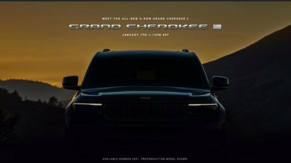 2021 - [Jeep] Grand Cherokee  - Page 3 89969810
