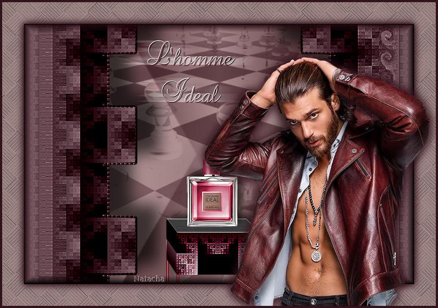 Mon parfum ~ tutoriel de Franie Margot ~ - Page 3 Lhomme10