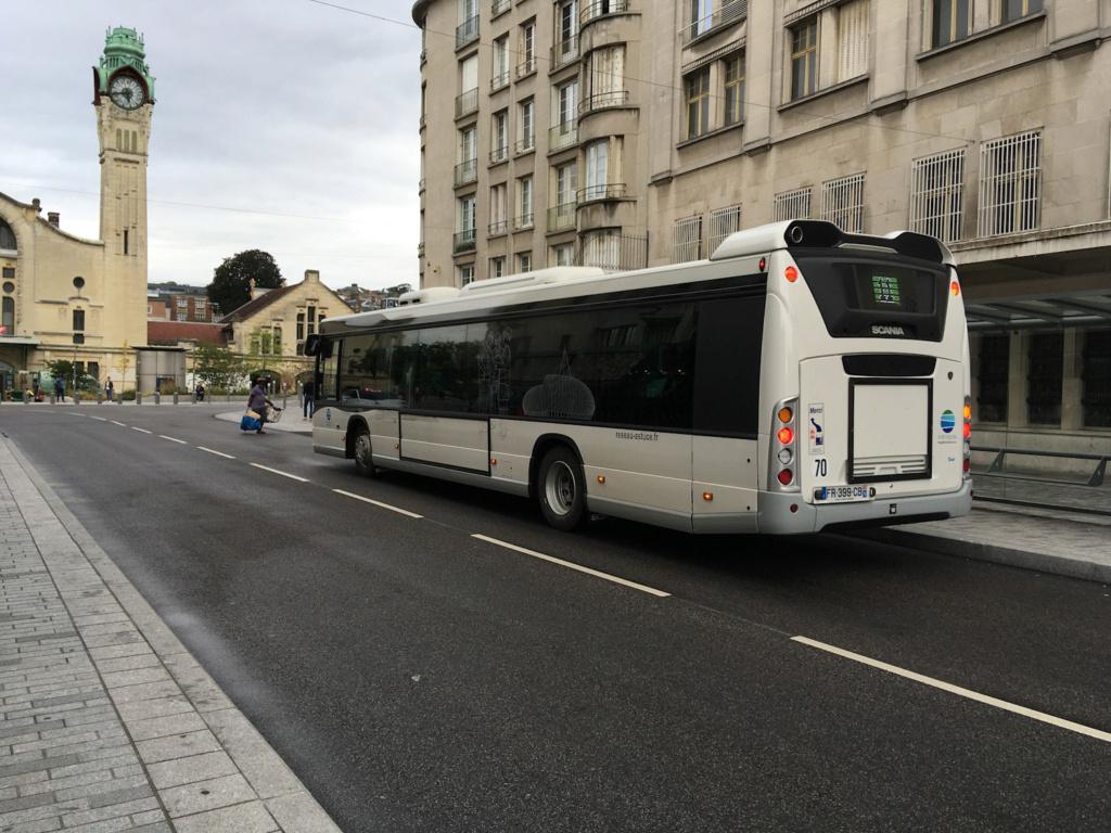 Les Scania Citywide LF de la TCAR Psx_2010