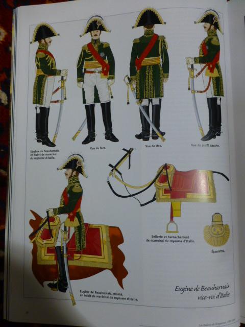 UNIFORMES des ITALIENS combattants dans l'Armée Impériale (1ère partie) P1250812
