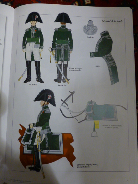 UNIFORMES des ITALIENS combattants dans l'Armée Impériale (1ère partie) P1250815