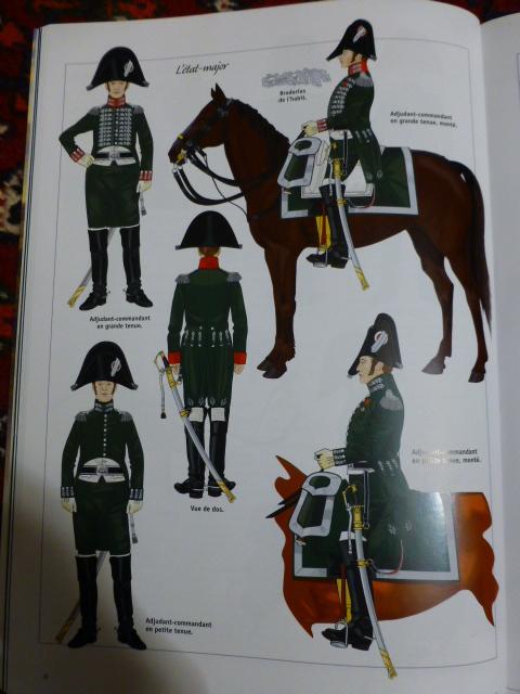 UNIFORMES des ITALIENS combattants dans l'Armée Impériale (1ère partie) P1250816