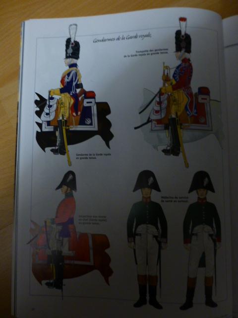 UNIFORMES des ITALIENS combattants dans l'Armée Impériale (1ère partie) P1250818