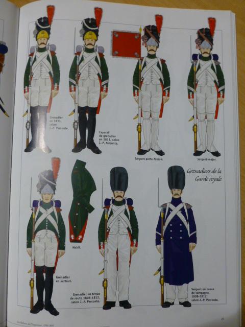 UNIFORMES des ITALIENS combattants dans l'Armée Impériale (1ère partie) P1250823