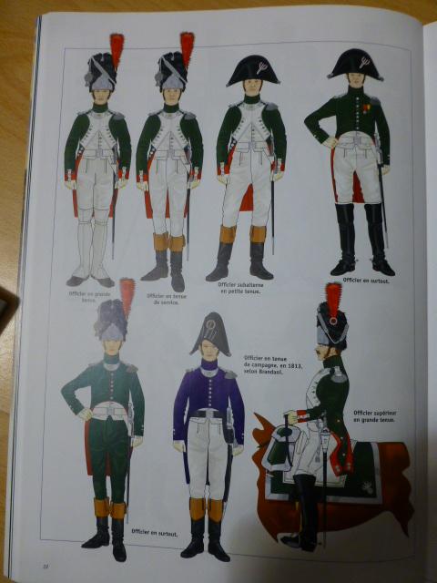 UNIFORMES des ITALIENS combattants dans l'Armée Impériale (1ère partie) P1250826