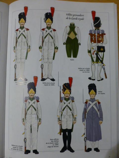 UNIFORMES des ITALIENS combattants dans l'Armée Impériale (1ère partie) P1250827