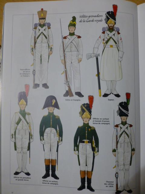 UNIFORMES des ITALIENS combattants dans l'Armée Impériale (1ère partie) P1250828