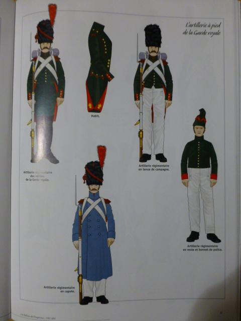 UNIFORMES des ITALIENS combattants dans l'Armée Impériale (1ère partie) P1250829