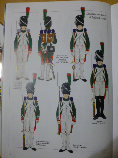 UNIFORMES des ITALIENS combattants dans l'Armée Impériale (1ère partie) P1250830