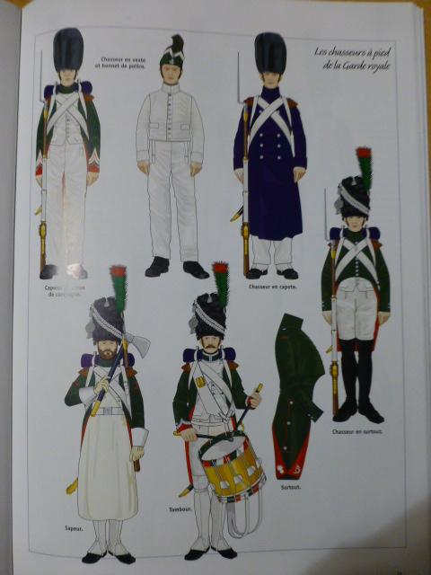 UNIFORMES des ITALIENS combattants dans l'Armée Impériale (1ère partie) P1250831