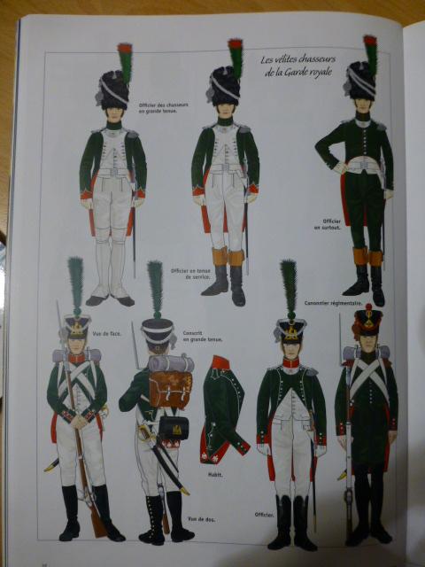 UNIFORMES des ITALIENS combattants dans l'Armée Impériale (1ère partie) P1250832