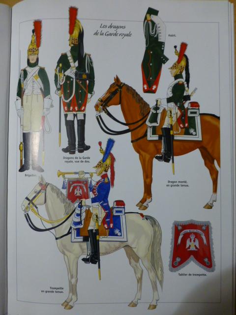 UNIFORMES des ITALIENS combattants dans l'Armée Impériale (1ère partie) P1250835